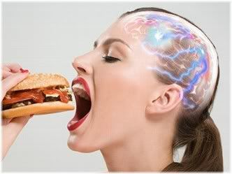 food effects brain