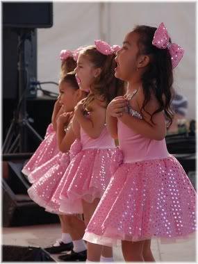 girls talent show