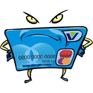evil credit card