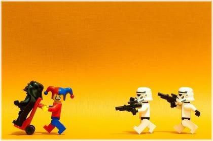 stormtroopers darth vader joker lego