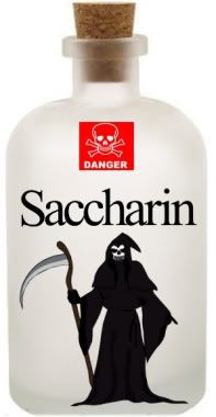 Saccharin dangers