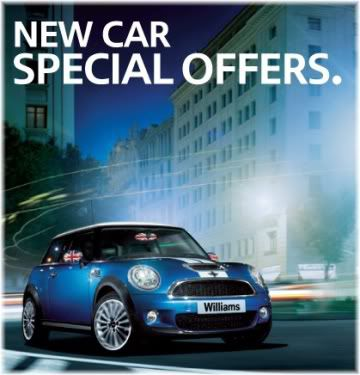 new car special offers
