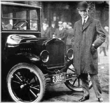 model t ford car