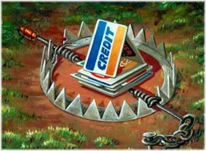 credit card debt trap