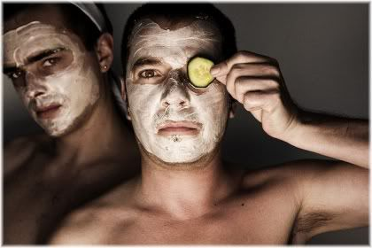 men face mask