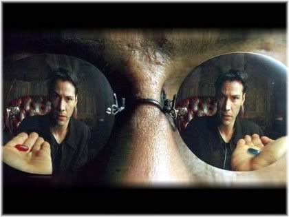 matrix red blue pill