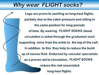 flight socks benefits