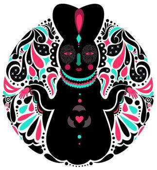 hypnotic figure