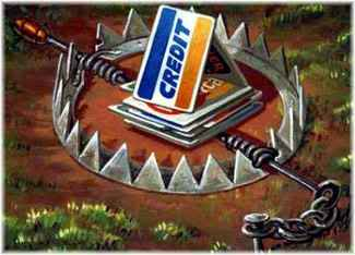 credit card trap