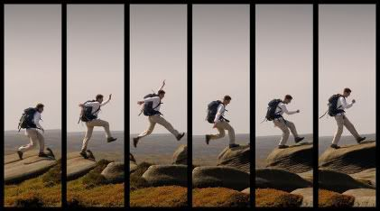 jumping sequence