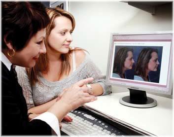 rhinoplasty computer imaging
