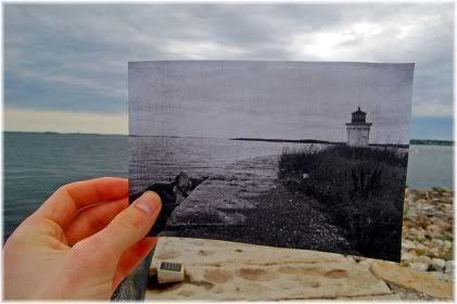 postcard memory