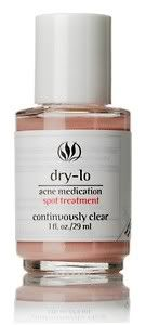 drylo acne medication spot treatment