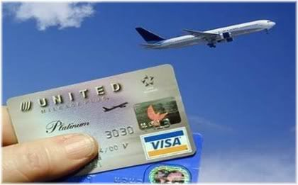 credit card air miles
