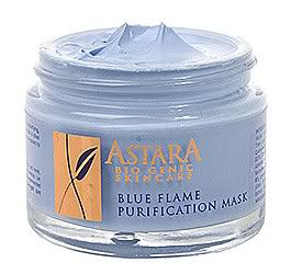 astra blue flame purification mask