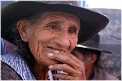 old woman sagging skin