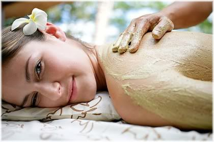 body wrap treatment