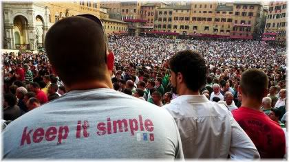 keep it simple shirt