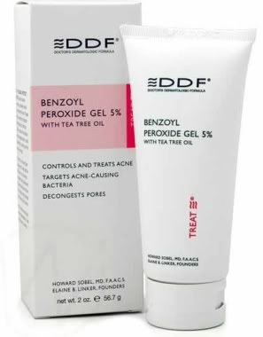 DDF acne gel