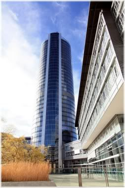 office tower building