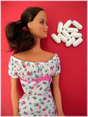 aspirin doll