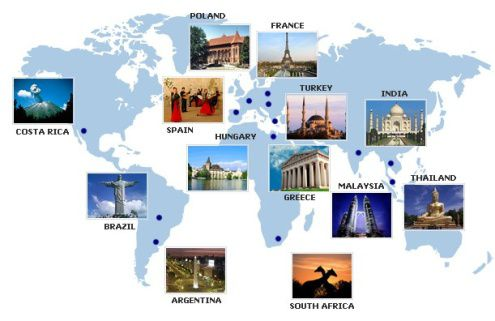 plastic surgery international destinations