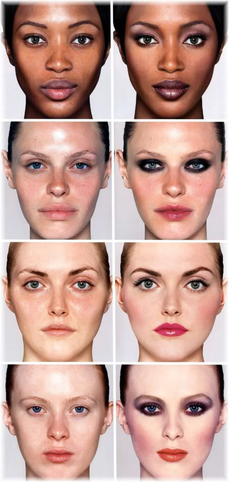 before after foundation