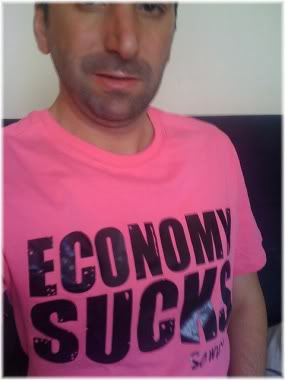 economy sucks t-shirt