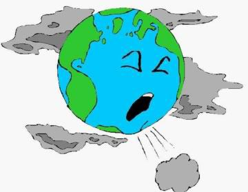 earth pollution