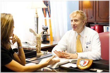 plastic surgery consultation
