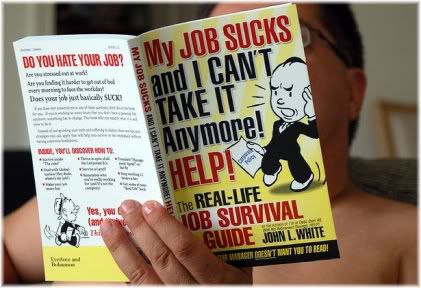 My job sucks and I can't take it anymore book