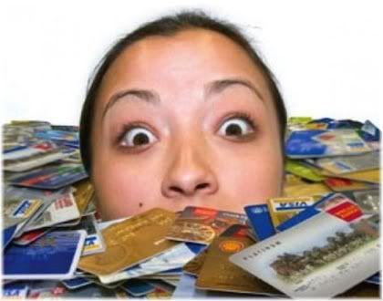 head in credit cards