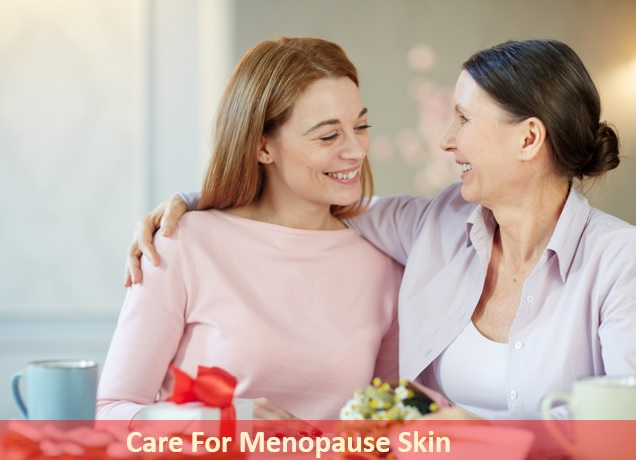 How To Care For Menopause Skin Eruptingmind